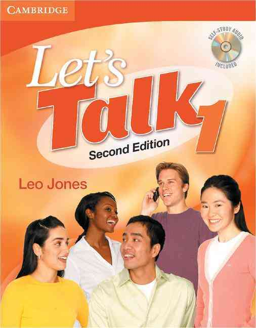 Let's Talk 1 By Jones, Leo